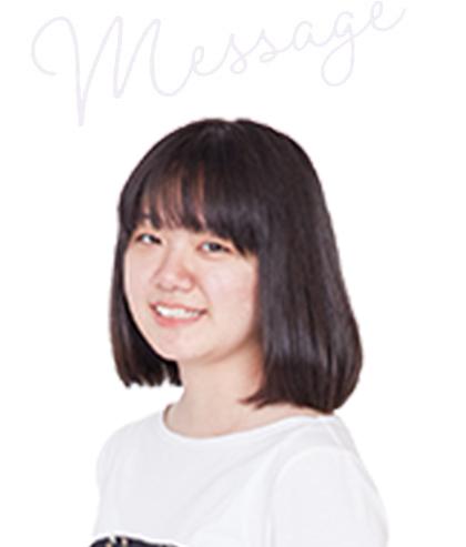 野中 美空さん(平成31年3月卒業)